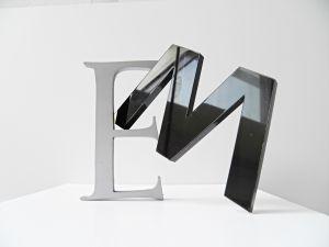 Acrylbuchstaben-München